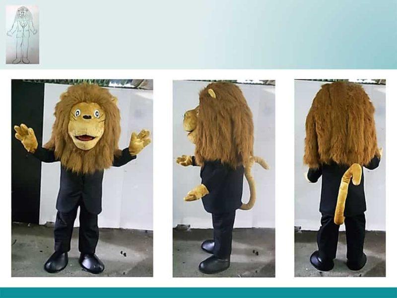 LION-TUXEDO